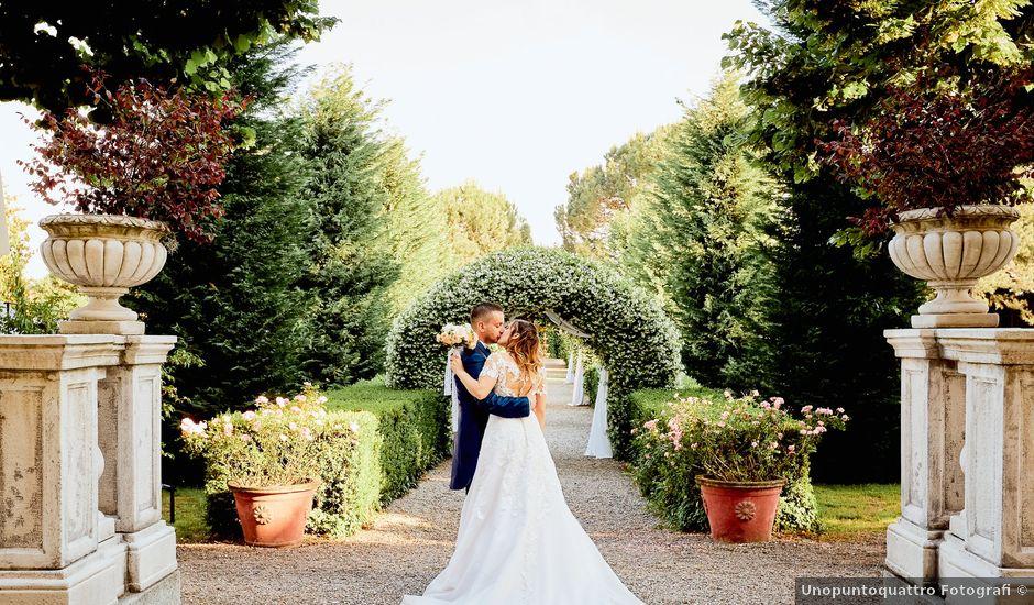 Il matrimonio di Vincenzo e Serena a Canegrate, Milano
