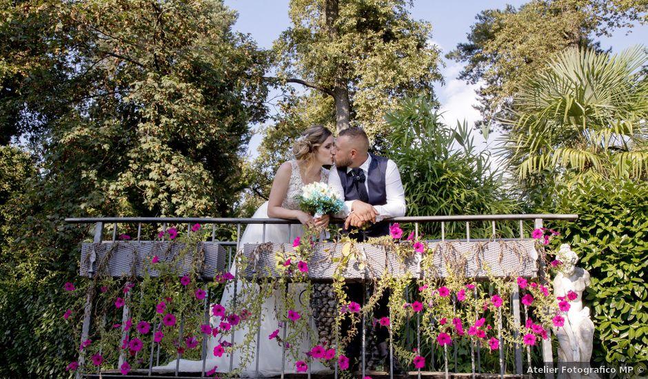 Il matrimonio di Christian e Anna a Cogliate, Monza e Brianza
