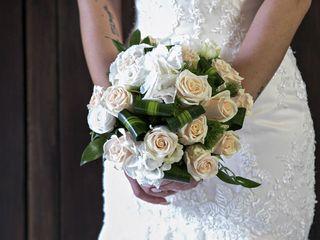 Le nozze di Claudia e Rigers 1