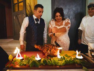 le nozze di Tina e Savino 2