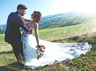 Le nozze di Gessica e Aldo