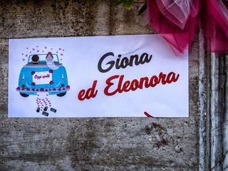 Le nozze di Eleonora e Giona 1