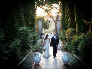 Le nozze di Vanessa e Luca