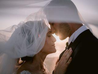 Le nozze di Dominique e Carlo