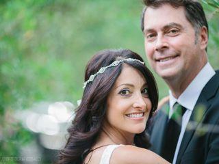 Le nozze di Lilly e Ron