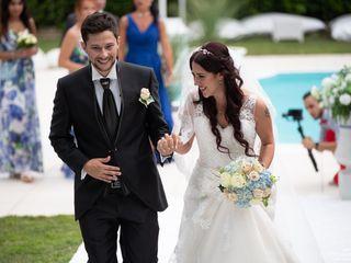 Le nozze di Sheila e Marco
