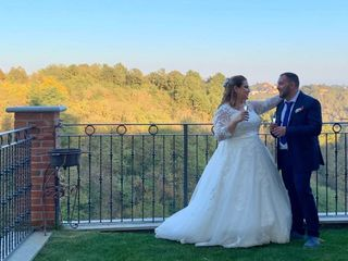 Le nozze di Marzia e Francesco