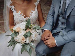Le nozze di Dana e Rob