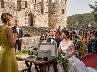 Le nozze di Ursula e Kasper