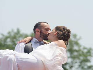Le nozze di Marta e Dario