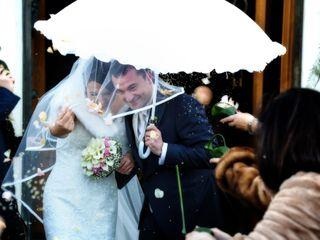 Le nozze di Ilario e Laura