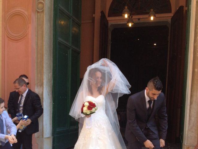 Il matrimonio di Davide e Valeria a Cogoleto, Genova 8