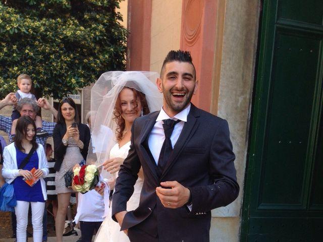 Il matrimonio di Davide e Valeria a Cogoleto, Genova 14