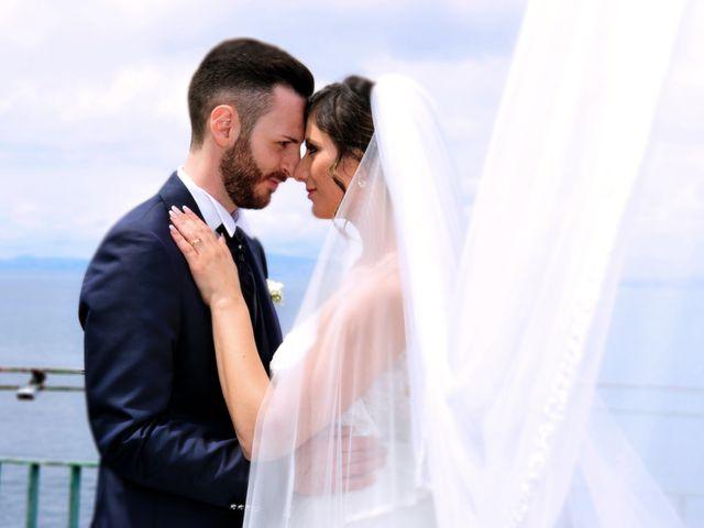Le nozze di Carmela e Rosario
