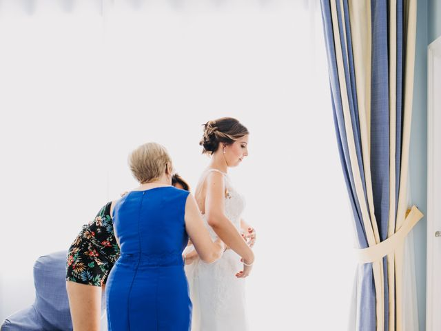 Il matrimonio di Valerio e Stefania a Massa Lubrense, Napoli 5