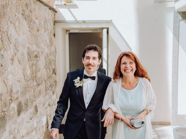 Il matrimonio di Valerio e Stefania a Massa Lubrense, Napoli 13