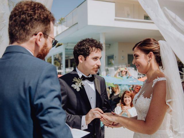 Il matrimonio di Valerio e Stefania a Massa Lubrense, Napoli 17