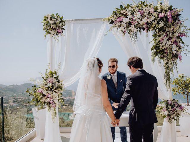 Il matrimonio di Valerio e Stefania a Massa Lubrense, Napoli 19