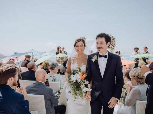 Il matrimonio di Valerio e Stefania a Massa Lubrense, Napoli 21
