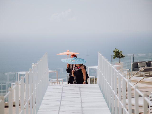 Il matrimonio di Valerio e Stefania a Massa Lubrense, Napoli 25