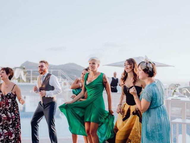Il matrimonio di Valerio e Stefania a Massa Lubrense, Napoli 34