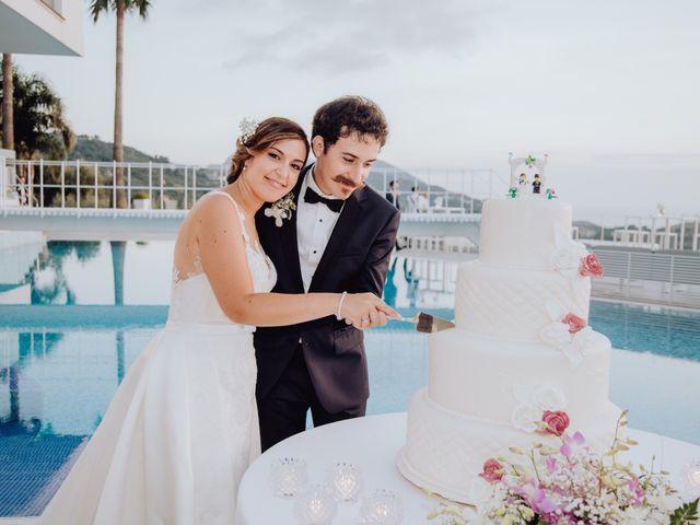Il matrimonio di Valerio e Stefania a Massa Lubrense, Napoli 36