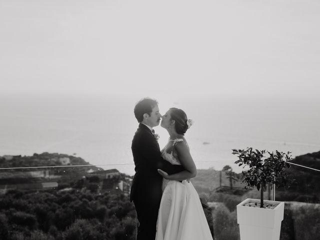 Il matrimonio di Valerio e Stefania a Massa Lubrense, Napoli 38