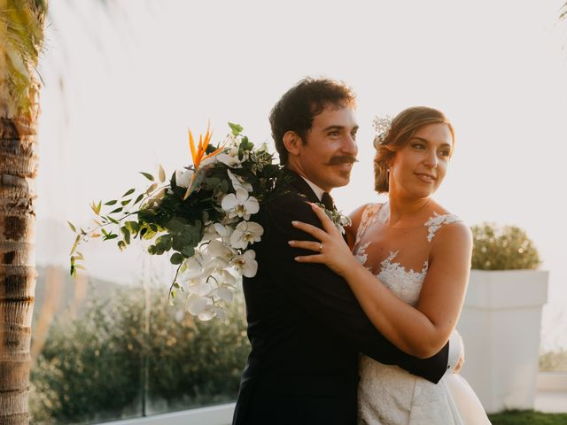 Il matrimonio di Valerio e Stefania a Massa Lubrense, Napoli 42