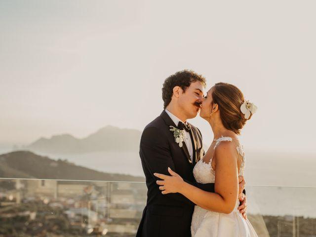 Il matrimonio di Valerio e Stefania a Massa Lubrense, Napoli 45