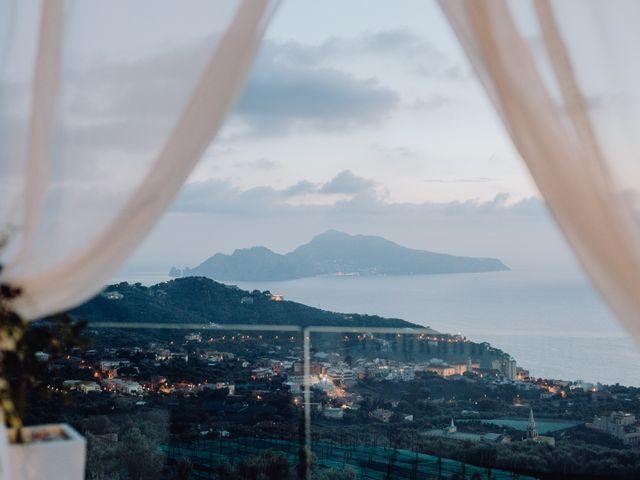 Il matrimonio di Valerio e Stefania a Massa Lubrense, Napoli 47