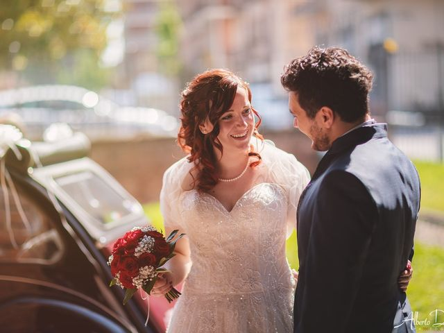 Il matrimonio di Francesca e Fabio a Asti, Asti 1