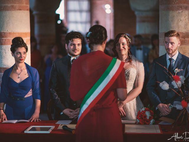 Il matrimonio di Francesca e Fabio a Asti, Asti 9