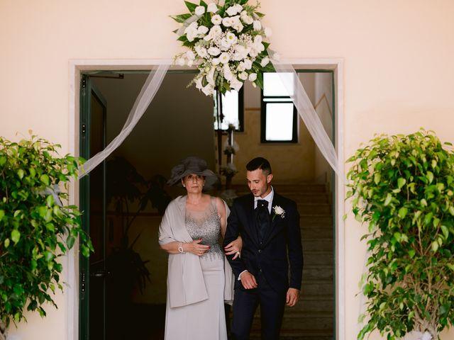 Il matrimonio di Carlo e Dominique a Crotone, Crotone 20