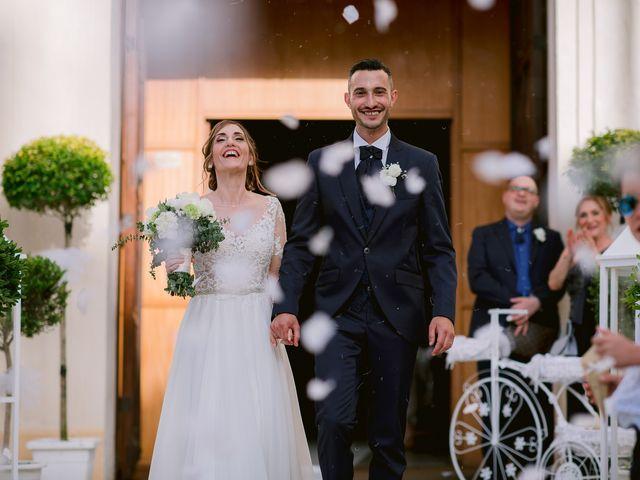 Il matrimonio di Carlo e Dominique a Crotone, Crotone 52