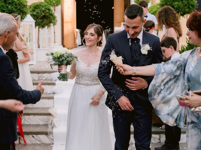 Il matrimonio di Carlo e Dominique a Crotone, Crotone 53