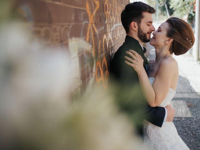 Le nozze di Benedetta e Gabriele
