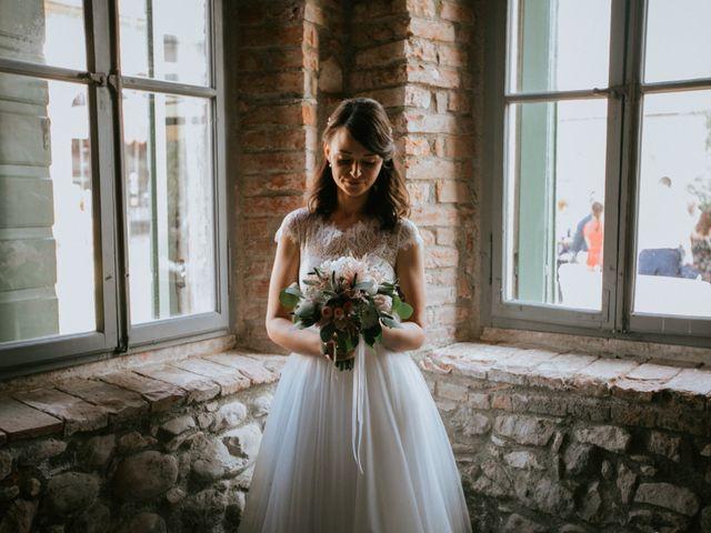 Il matrimonio di Mattia e Michela a Illasi, Verona 10