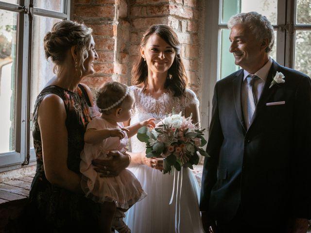 Il matrimonio di Mattia e Michela a Illasi, Verona 1