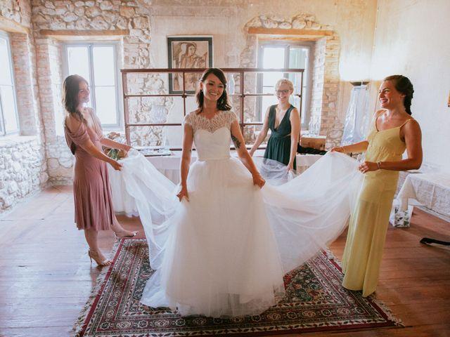 Il matrimonio di Mattia e Michela a Illasi, Verona 15