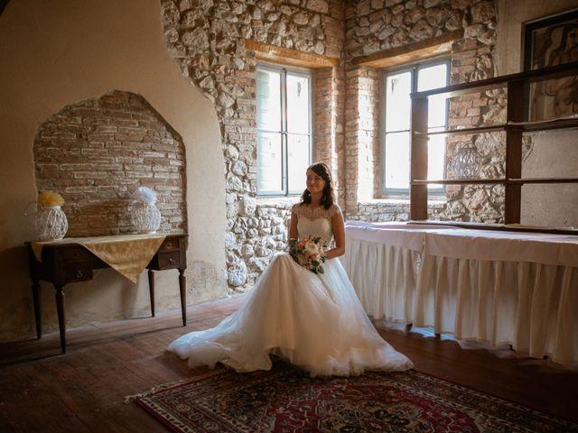Il matrimonio di Mattia e Michela a Illasi, Verona 17