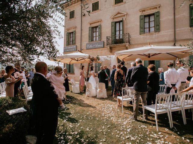 Il matrimonio di Mattia e Michela a Illasi, Verona 20