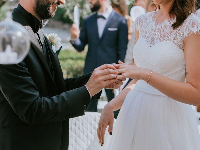 Il matrimonio di Mattia e Michela a Illasi, Verona 23