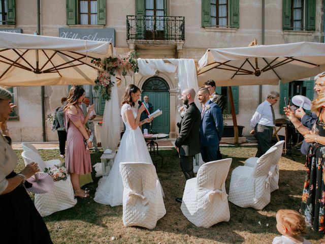 Il matrimonio di Mattia e Michela a Illasi, Verona 24