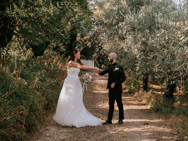 Il matrimonio di Mattia e Michela a Illasi, Verona 27