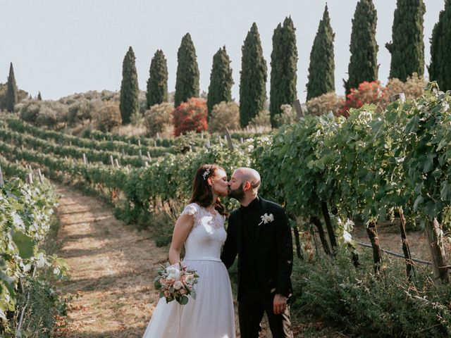 Il matrimonio di Mattia e Michela a Illasi, Verona 28