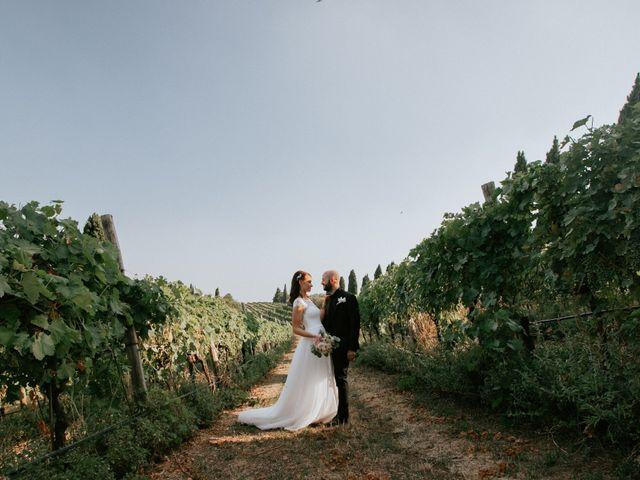 Il matrimonio di Mattia e Michela a Illasi, Verona 29