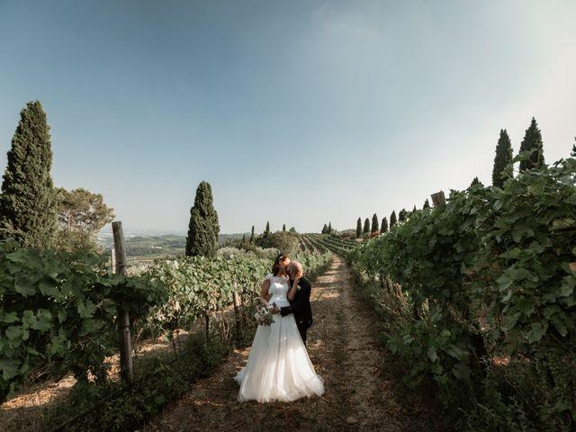 Il matrimonio di Mattia e Michela a Illasi, Verona 30