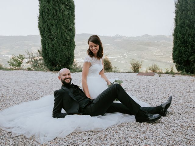 Il matrimonio di Mattia e Michela a Illasi, Verona 33