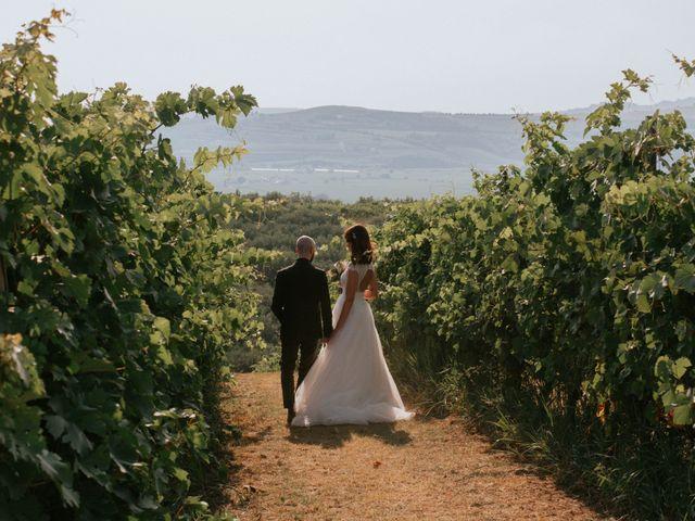 Il matrimonio di Mattia e Michela a Illasi, Verona 2