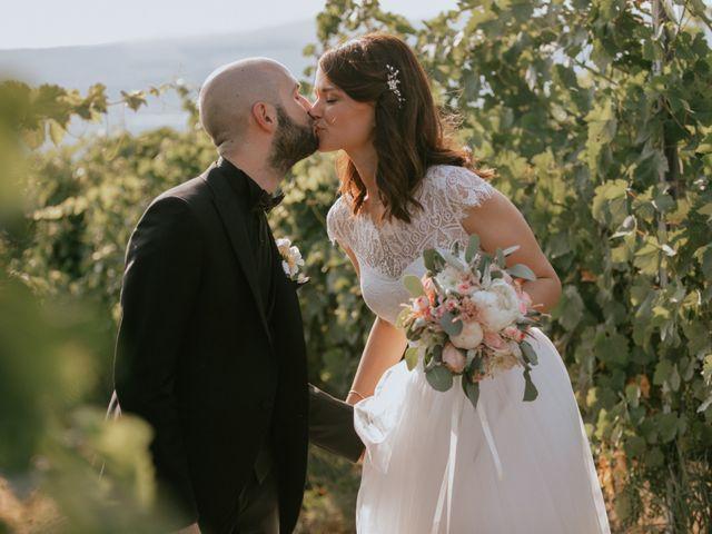 Il matrimonio di Mattia e Michela a Illasi, Verona 35